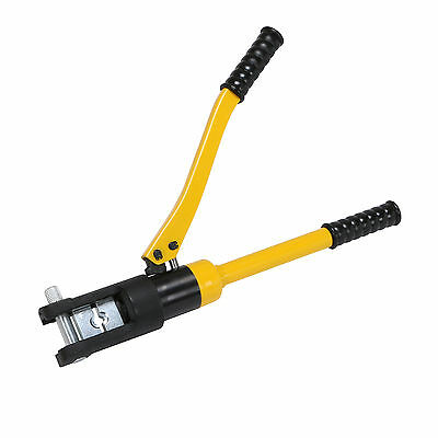 Profession 16Ton Hydraulic Wire Battery Cable Lug Terminal Crimper Crimping Tool