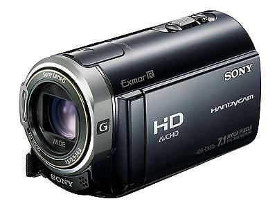 Sony Handycam HDR-CX305E Camcorder schwarz - Digital HD Video Camera Recorder