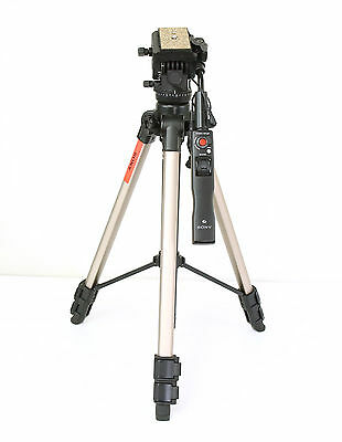 """Sony Remote Control Tripod VCT 870RM for Handycam """"Excellent"""" from Japan!!!"""