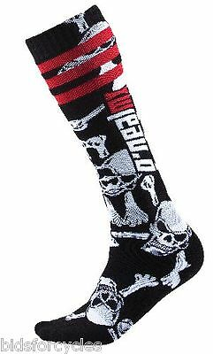 O'neal Pro Mx Crossbones Sock Mtb Downhill Sock Trail Ride Freeride Motocross