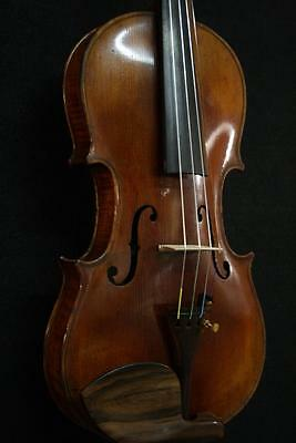 Vintage c.1940 Jacobus Stainer Fine Violin -Restored Old Antique Fiddle #1013