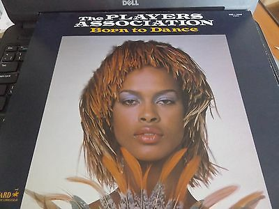 The Players Association  Born To Dance Lp 1977