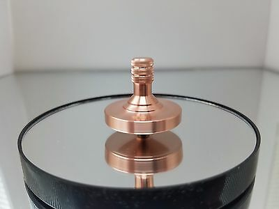 Precision Spin Top - Solid Copper Metal Spinning  top