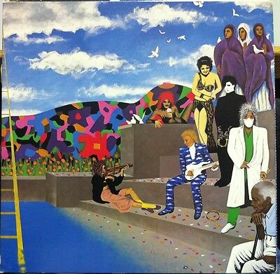 Prince – Around The World In A Day – Vinyl Lp – First Pressing (1985)