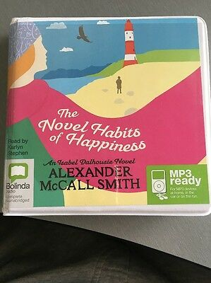 The Novel Habits Of Happiness By Alexander Smith Audio Book