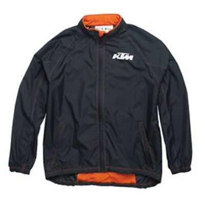 New Ktm Pack Jacket Lightweight Waterproof Jacket With Carrying Pouch Size Xxxl
