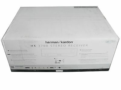 Harman Kardon HK 3700 Stereo Receiver with Networking Brand NEW HK3700 FAST SHIP