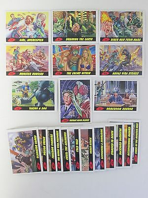 Mars Attacks Occupation HERITAGE LOT of 21#'s 2,3,9,10,11,13,17-19,22,25,26,+ 9