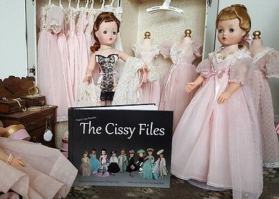 Cissy Files Book ~~ HALF PRICE HOLIDAY SALE~~ EVERYTHING VINTAGE CISSY