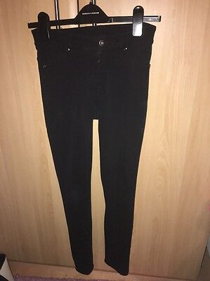 Black Trousers Age 12-13
