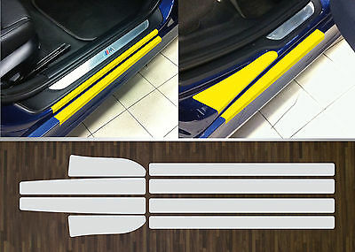 Lackschutzfolie clear Entrances Doors BMW 3 Series E90/E91 Limousine Touring