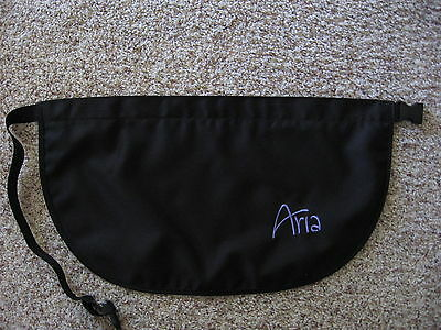 "NEW ISSUE APRON from ARIA HOTEL and CASINO  "" + NEW NAMETAG "" LAS VEGAS, NEVADA"