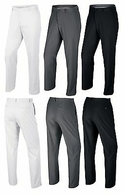 Nike Golf 2016 Trouser Clearance Flat Front & Stretch Woven RRP£65 ALL SIZES