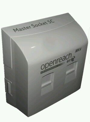 BT Openreach MK4 VDSL And NTE5C Combined Unit Brand New