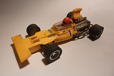 1/32 Scalextric Tyrrell Ford Exin Amarillo Made In Spain Para Restaurar