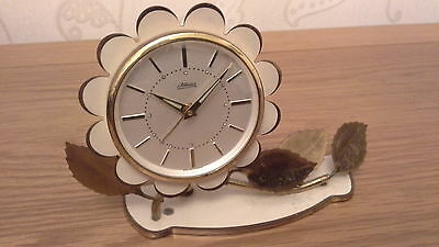 West German kaiser bedside mantle / alarm clock 50/70s
