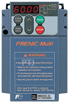 7.5 hp ac drive inverter 3 phase variable frequency speed control 230 volt New