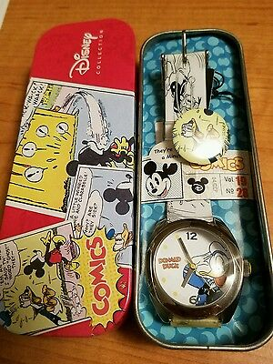 disney collection donald duck watch