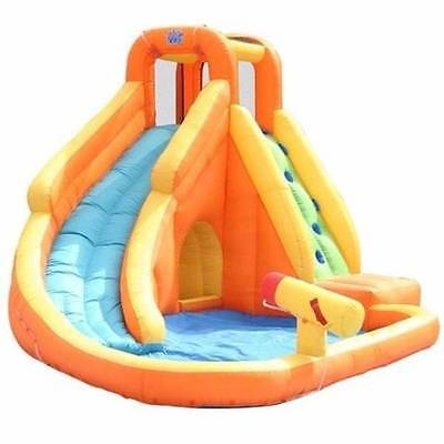 Water Slide with Cannon 9317