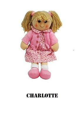 Hopscotch Collectable Doll - Charlotte - New With Tags