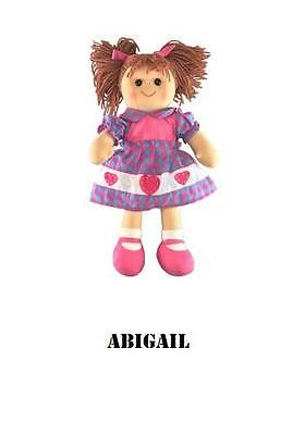 Hopscotch Collectable Doll - Abigail - New With Tags