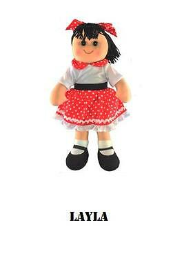 Hopscotch Collectable Doll - Layla - New With Tags