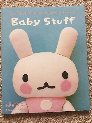 Baby Stuff Hand Sewing Book