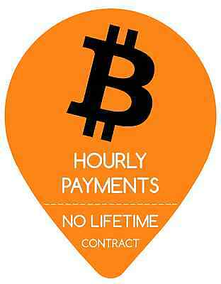 Hourly Payments # Bitcoin Mining # NO LIFETIME * 36% Monthly