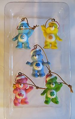Care Bears Christmas Ornamemts American Greetings Corp 2005