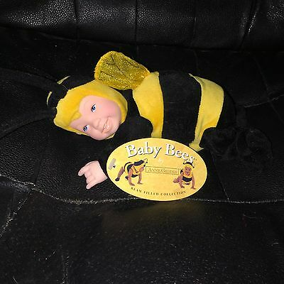 Anne Geddes Baby Bees Bumble Bee Doll