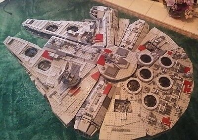 Star Wars UCS Millennium Falcon 10179 by Lepin. FREE POSTAGE (UK SELLER)
