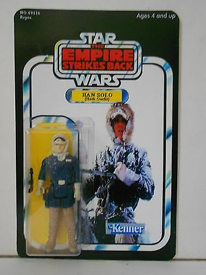 Kenner Star Wars Hansolo   (Hoth Outfit) E.s.b.