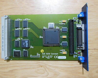 ACE SCSI Connect Card Podule For Acorn Archimedes RISC OS Computer