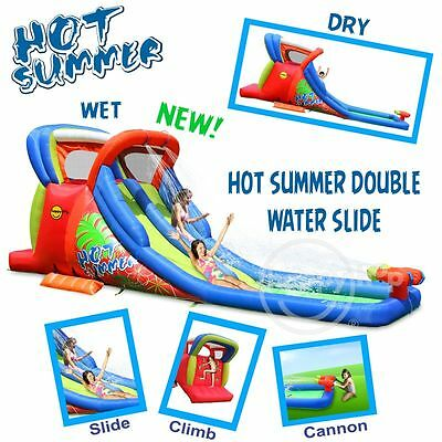Double the Fun Summer Water Slide 9129
