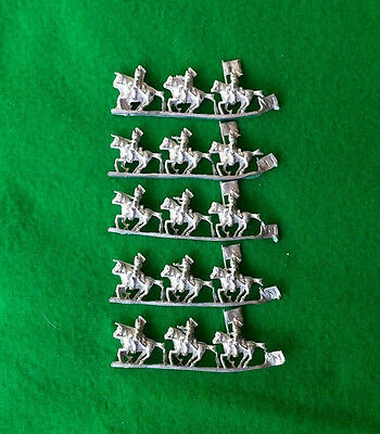 15mm, Minifigs, AWI, British Light Dragoons x 27 Figures