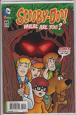 Scooby-Doo: Where Are You? #44 (June 2014, DC)