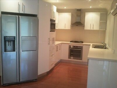 Brand New Polyurethane Complete Kitchen (cabinets only)