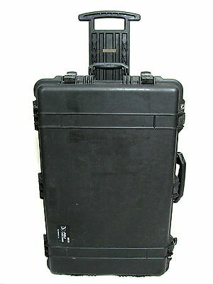 Pelican 1650 Large Heavy Duty Hard Case + Foam Peli Products Equipment Suitcase