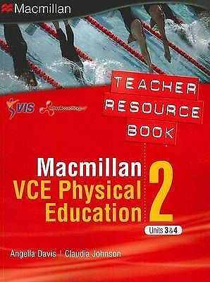Macmillan VCE Physical Education, 2: Units 3 and 4: Teacher Resource Book +...