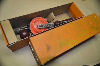 Stanley Hand Drill In Original Box