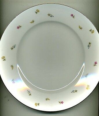Vintage Handpainted Richard Ginori Italy Porcelain Plate