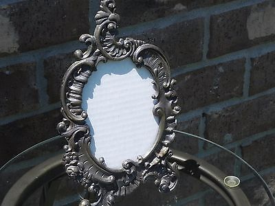 Antique Vintage Small Ornate Picture Frame
