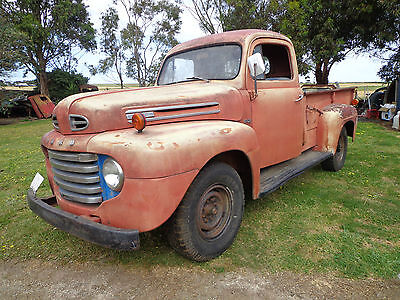 1948 Ford F2 Pickup  V8 Manual Hotrod or Classic Shop Truck
