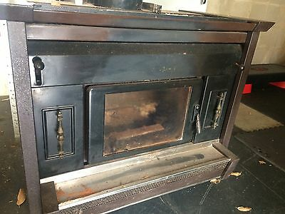 Combustion Wood Heater