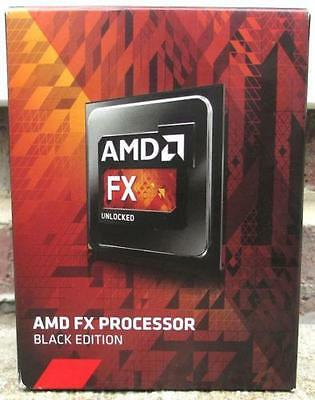 New Retail AMD Vishera FX-6300 6-Core 3.5/4,1GHz AM3+ 95w Processor CPU Black Ed