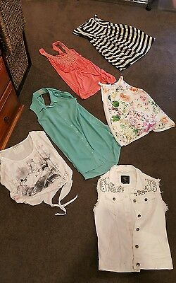 Mixed Ladies Size S 6 to 8 XS to S Bulk Clothes Guess Cotton On Valleygirl