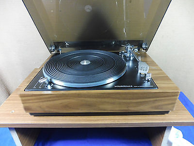 LENCO Wharfedale L 78 Turntable Plattenspieler mit ADC System