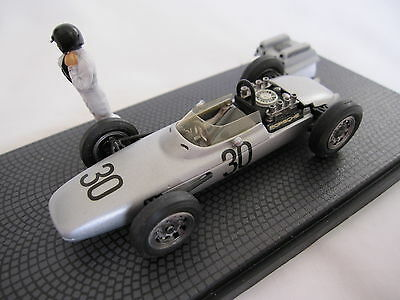 1962 Porsche 804 Dan Gurney France by SMTS