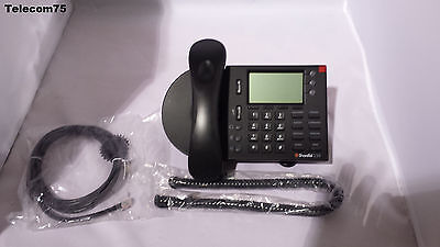 Lot of 5 Shoretel IP230 Phones Black