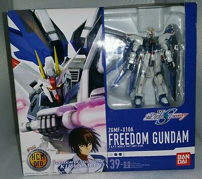 UK seller. New. Freedom Gundam with action stand. HMC Pro